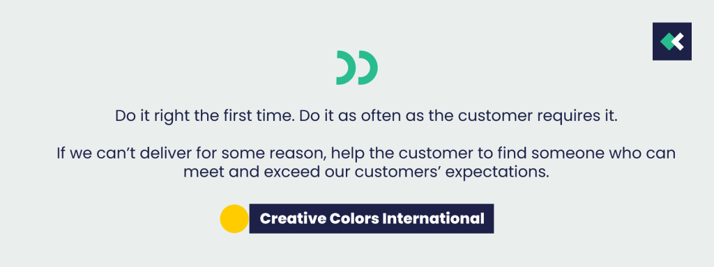 Graphic Of Creative Colors International Philosophy