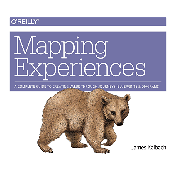 Photo Of Mapping Experiences Book Cover