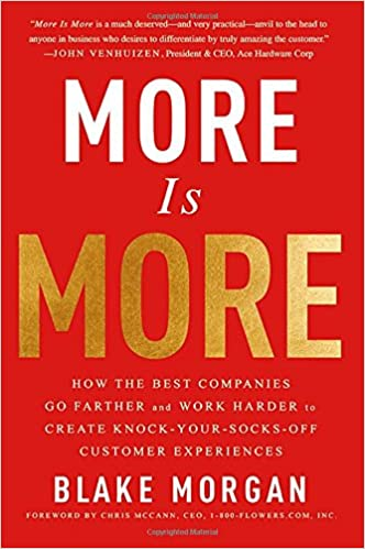 Photo Of More Is More Book Cover