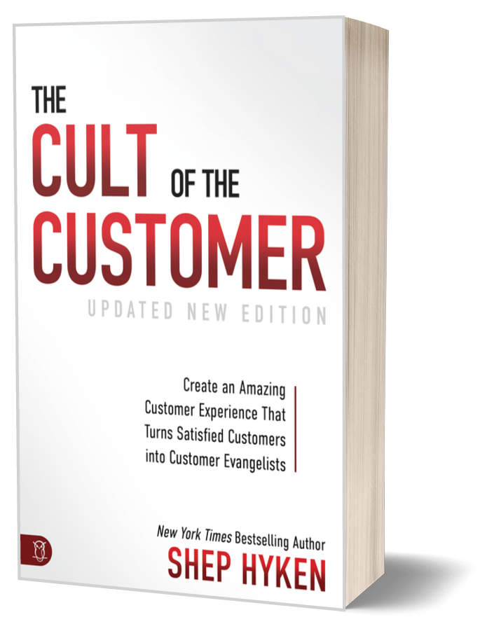 Photo Of The Cult Of The Customer Book Cover