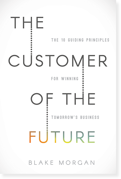 Photo Of The Customer of the Future Book Cover