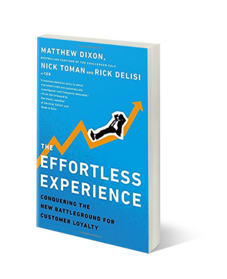 Photo Of The Effortless Experience Book Cover
