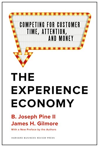 Photo Of The Experience Economy Book Cover